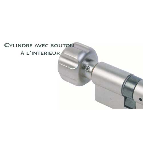 Bouton pour cylindre