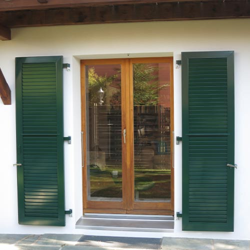 Volets-aluminium-porte-fenêtre